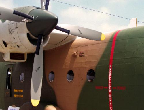 $2,000,000 – Aviation crash of C-130